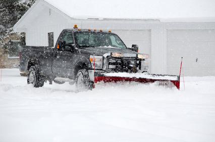truck-plow